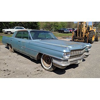 1964 Cadillac Series 62 for sale 101140443