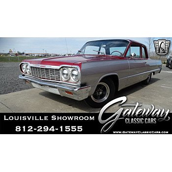 1964 Chevrolet Biscayne for sale 101121043
