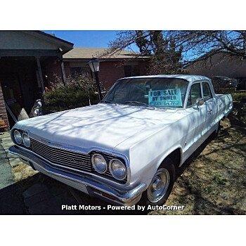 1964 Chevrolet Biscayne for sale 101250126