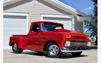 1964 Chevrolet C/K Truck Custom Deluxe for sale 101053291
