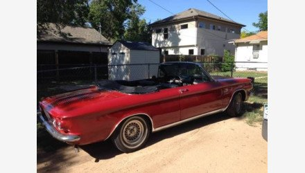 1964 Chevrolet Corvair Monza Convertible for sale 100966768