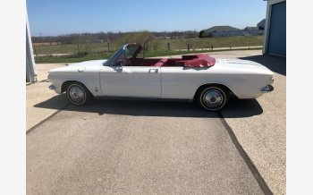 1964 Chevrolet Corvair Monza Convertible for sale 101328001