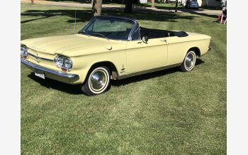 1964 Chevrolet Corvair Monza Convertible for sale 101346029