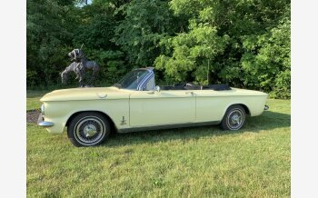 1964 Chevrolet Corvair Monza Convertible for sale 101348562