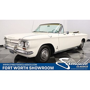 1964 Chevrolet Corvair Monza Convertible for sale 101617450