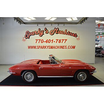 1964 Chevrolet Corvette for sale 101009305