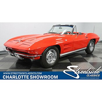 1964 Chevrolet Corvette Convertible for sale 101291495