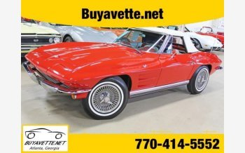 1964 Chevrolet Corvette Convertible for sale 101299075