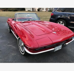 1964 Chevrolet Corvette Convertible for sale 101308089