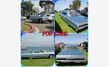 1964 Chevrolet Impala SS for sale 101126578