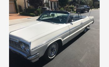 1964 Chevrolet Impala SS for sale 101224149