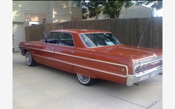 1964 Chevrolet Impala Sedan for sale 101257403