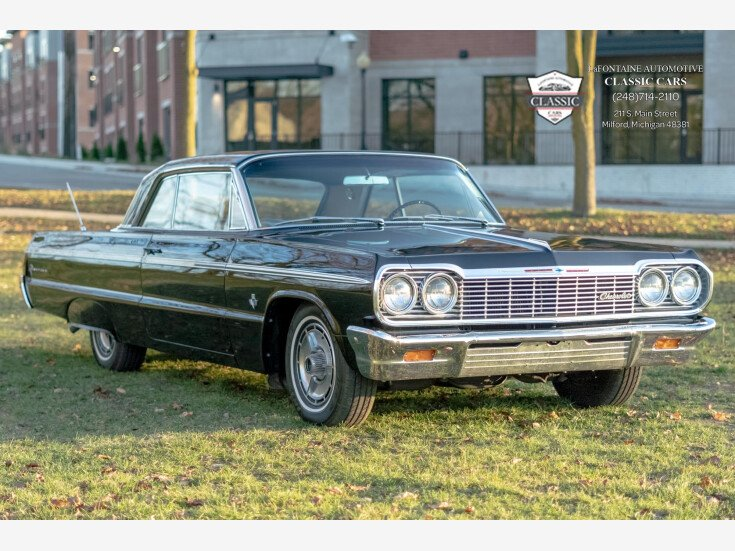 1964 Chevrolet Impala For Sale Near Milford Michigan 48381 Classics On Autotrader