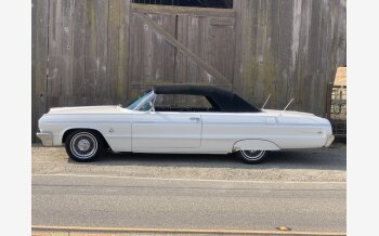 1964 Chevrolet Impala Convertible for sale 101375290