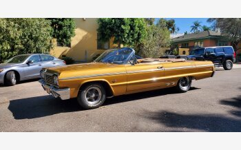 1964 Chevrolet Impala Convertible for sale 101394856