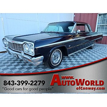 1964 Chevrolet Impala SS for sale 101412084