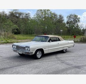 1964 Chevrolet Impala Convertible for sale 101467774