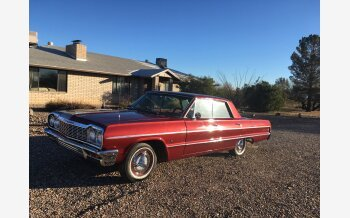 1964 Chevrolet Impala Sedan for sale 101490224