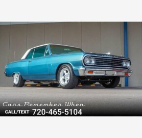 1964 Chevrolet Malibu for sale 101118274