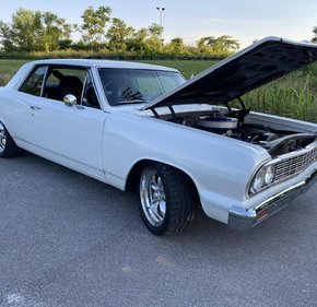 1964 Chevrolet Malibu Classic Coupe for sale 101346263