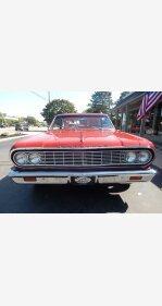 1964 Chevrolet Malibu Classics For Sale Classics On