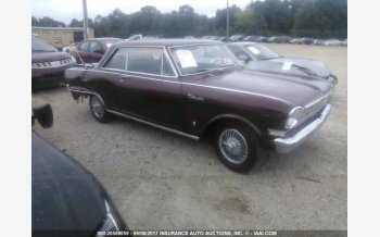 1964 Chevrolet Nova for sale 101015071
