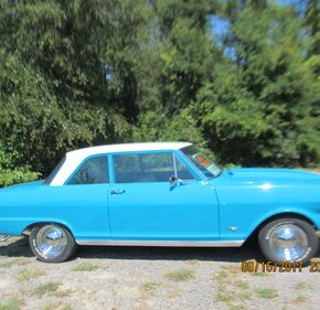 1964 Chevrolet Nova Sedan for sale 101025866