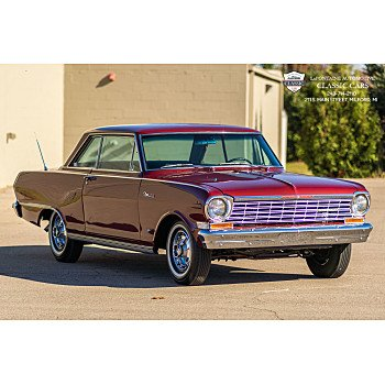 1964 Chevrolet Nova for sale 101404086
