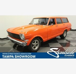 1964 Chevrolet Nova for sale 100991381