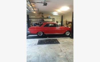 1964 Chevrolet Nova Coupe for sale 101078917