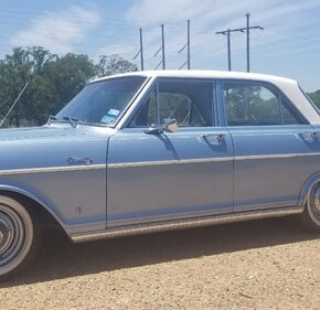 1964 Chevrolet Nova Sedan for sale 101338096