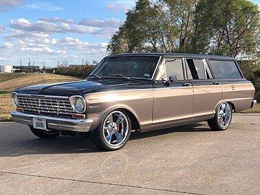 1964 Chevrolet Nova for sale 101346380