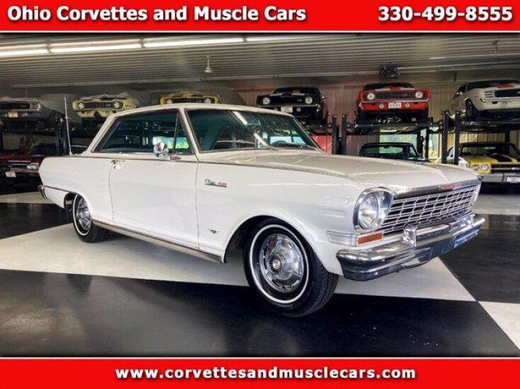 1964 Chevrolet Nova for sale 101388519