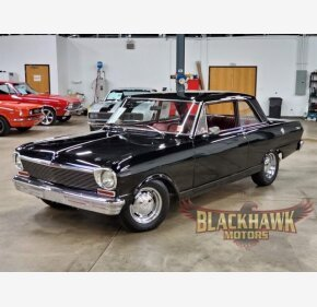 1964 Chevrolet Nova for sale 101431001