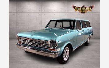 1964 Chevrolet Nova for sale 101431006
