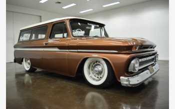 1964 Chevrolet Suburban for sale 101043719