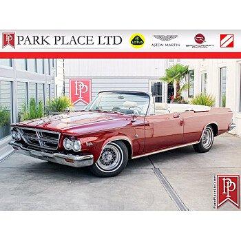 1964 Chrysler 300 for sale 101379643