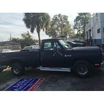1964 Dodge D/W Truck for sale 100832075