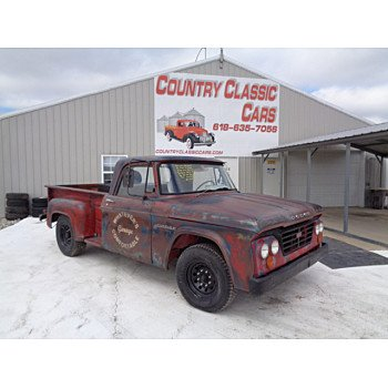 1964 Dodge D/W Truck for sale 101310438