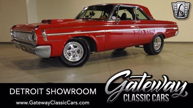 """1964 Dodge Polara 2 Door Hard Top Original Print Ad 8.5 x 11/"""""""