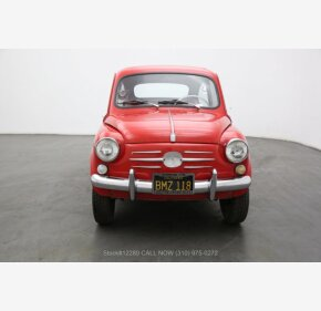 1964 FIAT 600 for sale 101366973