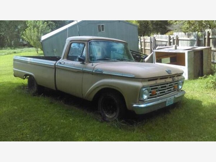 1964 Ford Custom for sale 101535675
