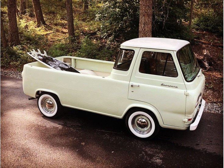 6fcec80246 1964 Ford Econoline Pickup. Truck Car for sale in Somers