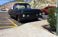 1964 Ford F100 2WD Regular Cab for sale 101068246