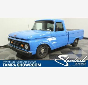 1964 Ford F100 for sale 101107210