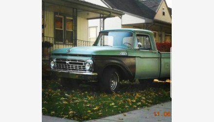 1964 Ford F100 for sale 101119778