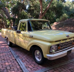 1964 Ford F100 2WD Regular Cab for sale 101166753