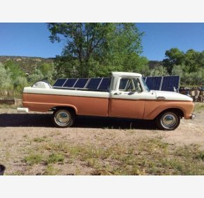 1964 Ford F100 for sale 101204803
