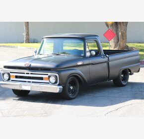 1964 Ford F100 2WD Regular Cab for sale 101241920