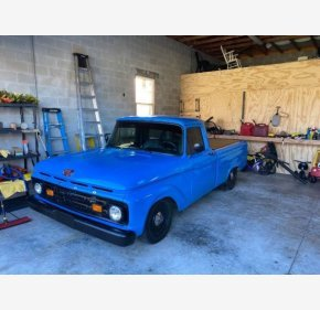 1964 Ford F100 for sale 101270921